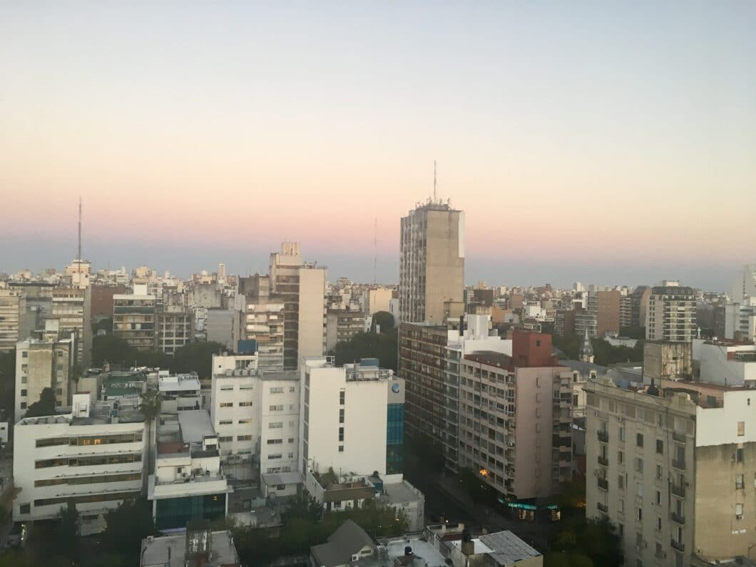 We Made it to Rosario, Argentina (a.k.a Our New Home)!