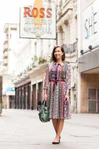 One of my favorite dresses to wear in Argentina -VIPme dress