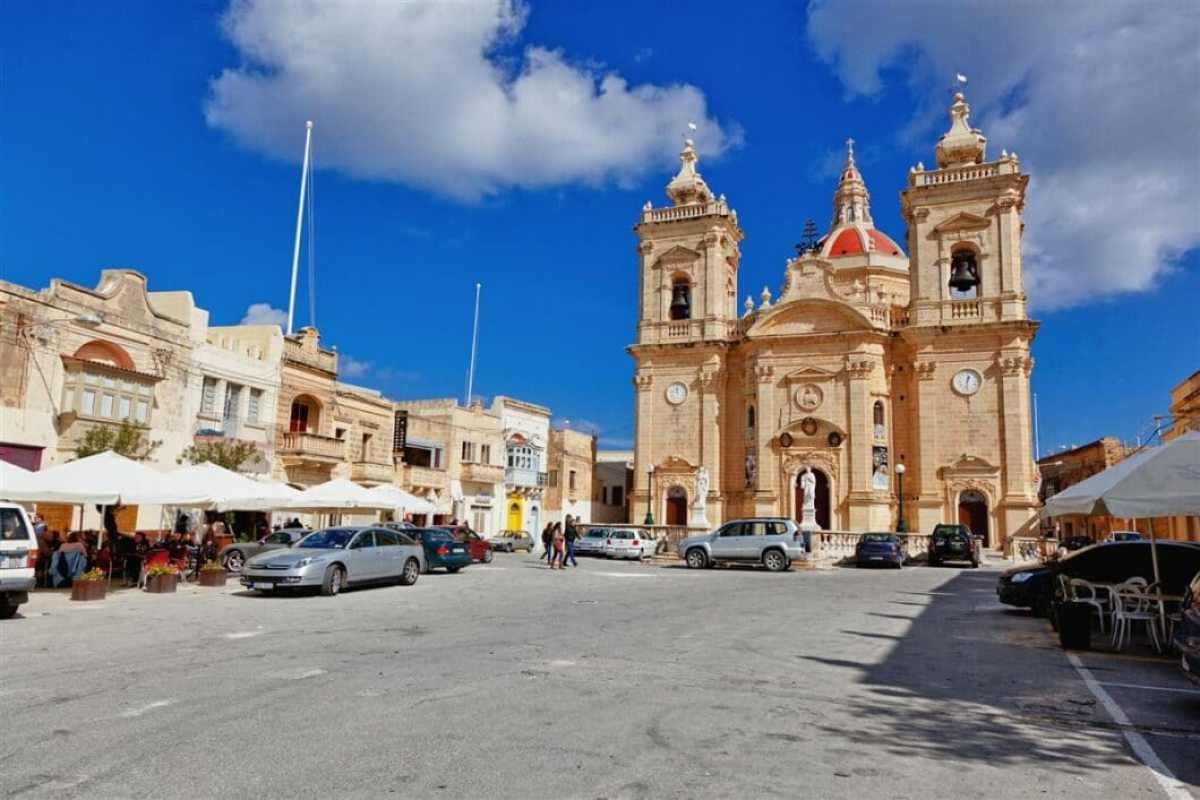 villages in gozo