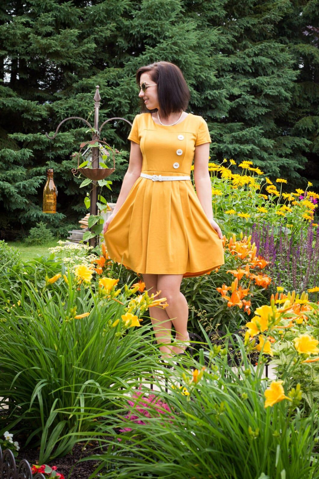 An Ever Elusive Dress