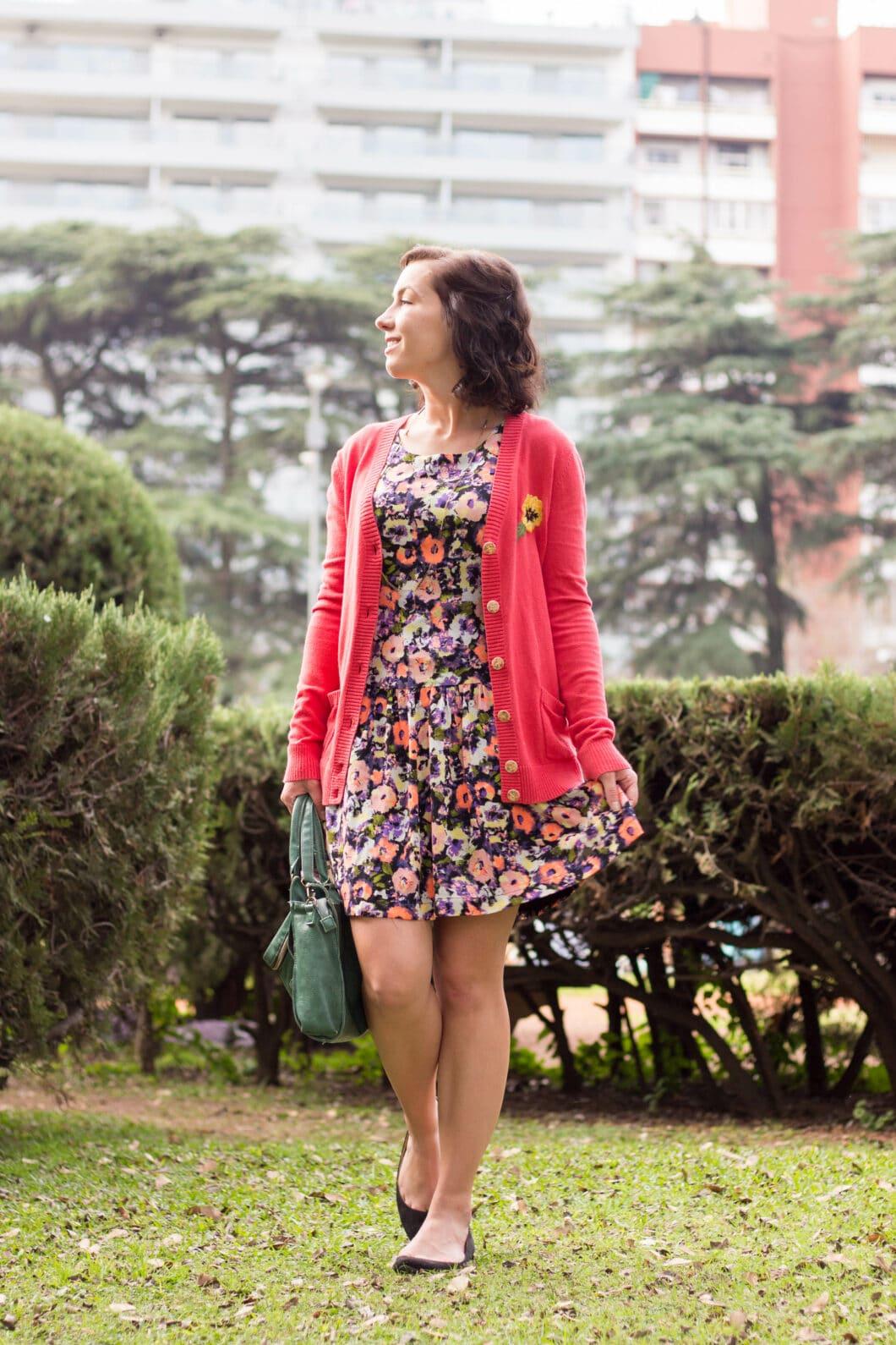 Secondhand Summer Dress & Online Thrifting