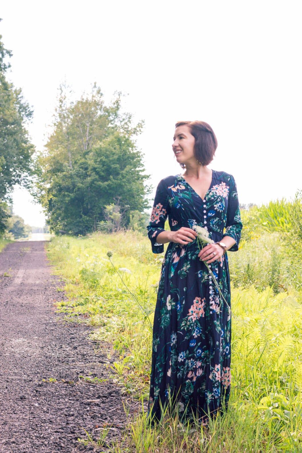 Picking Wildflowers Dress