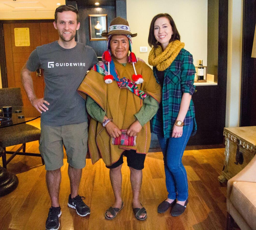 Andean Healer Ceremony