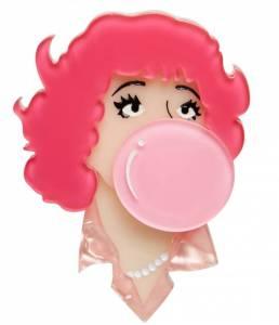 Erstwilder_Grease_Pink_Ladies_Frenchy_Resin_Brooch_2