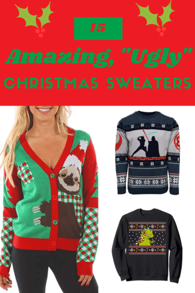 15 Amazing, Ugly Christmas Sweaters You Can Buy Online
