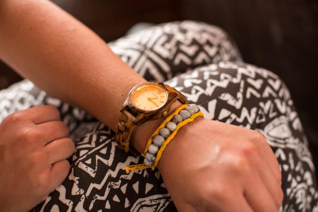 JORD wood watch