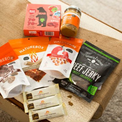 NatureBox Review & Giveaway
