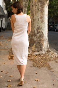 Summer sheath dress