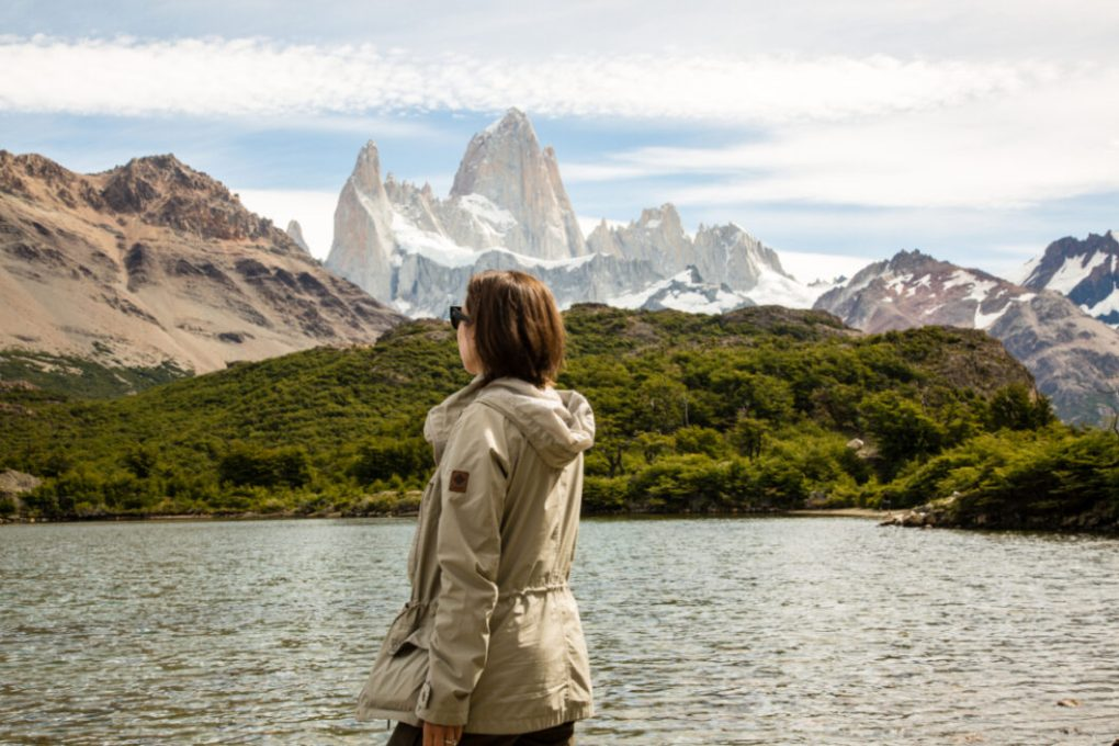 I really wanted to see Mount Fitz Roy!