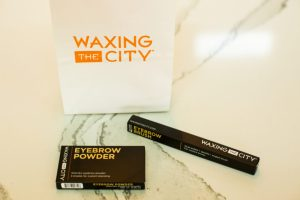 Waxing the City products