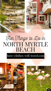 North Myrtle Beach Fun Things to Do With the Whole Family
