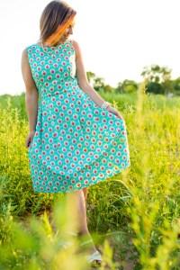 Clema W dress