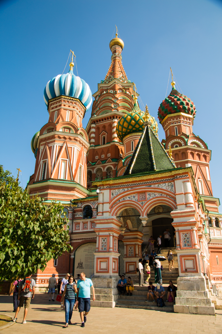 Is It Worth Going Inside St. Basil's Cathedral? (Moscow, Russia)