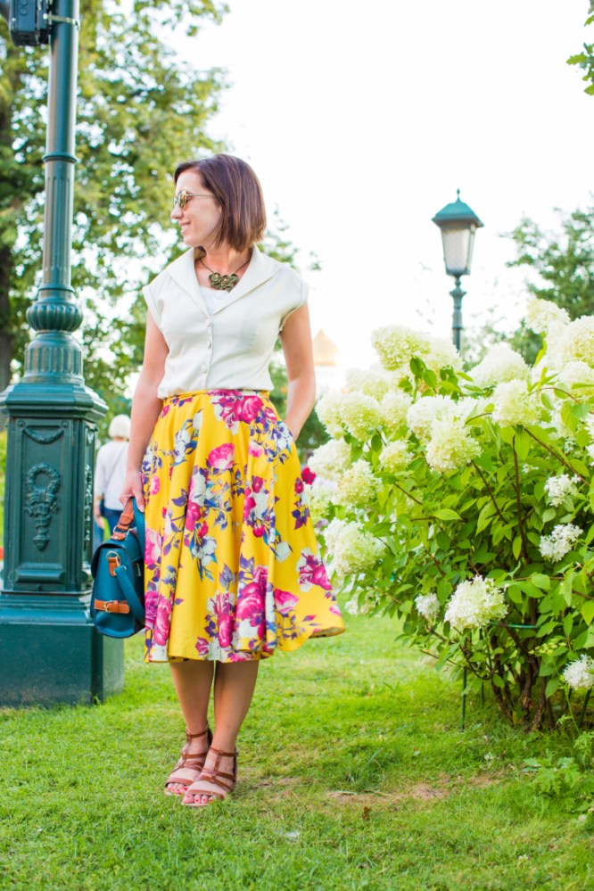 blogiversary outfit