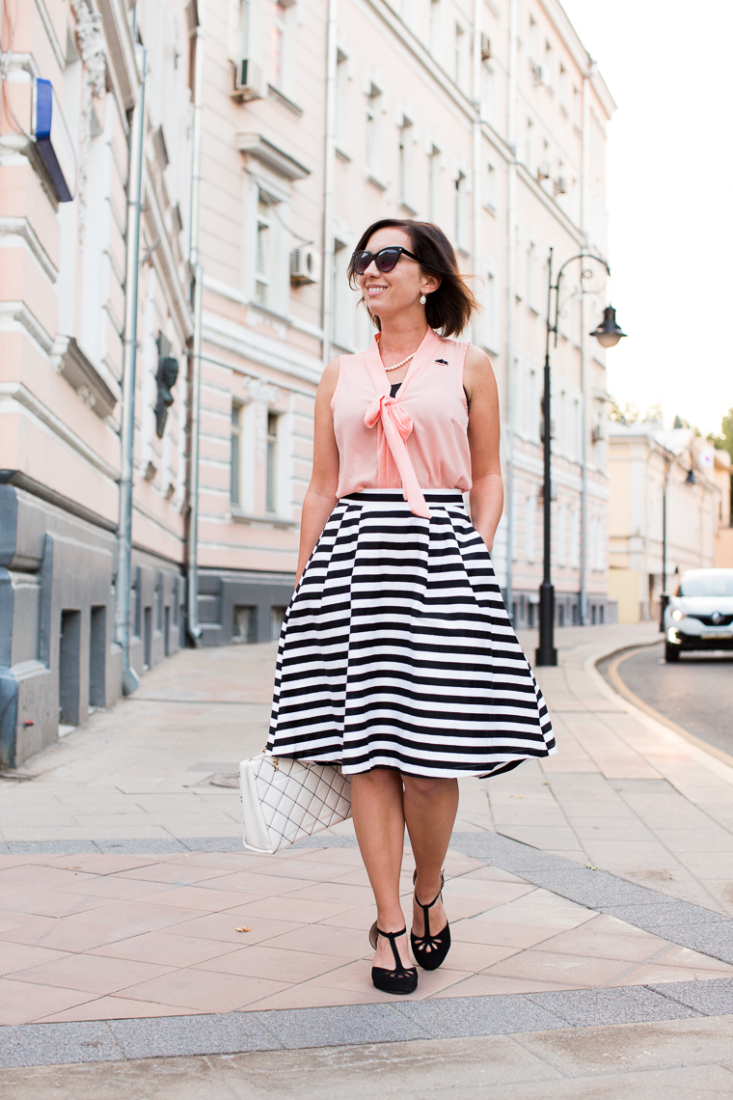 stripes never go out of style