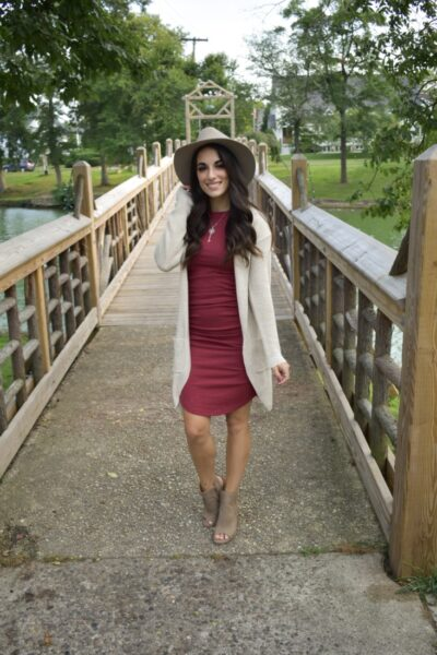"Nicole of ""Nikki's Fashion 411"""