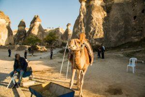Pasabag in Cappadocia