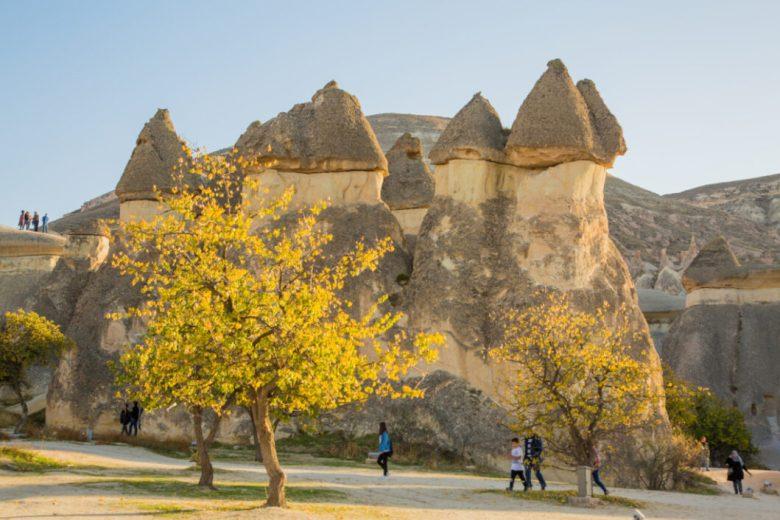 Red Tour in Cappadocia, Turkey