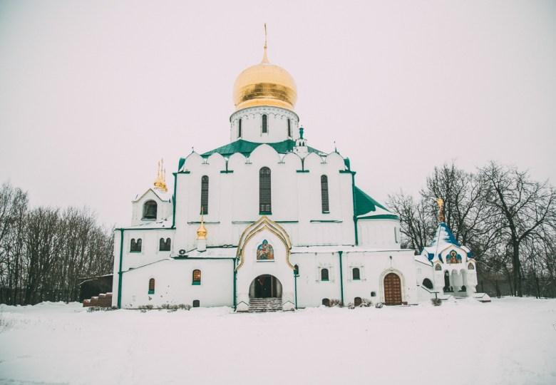 Feodorovskiy Gosudarev Cathedral
