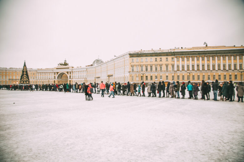 Planning Your Tour of the State Hermitage Museum