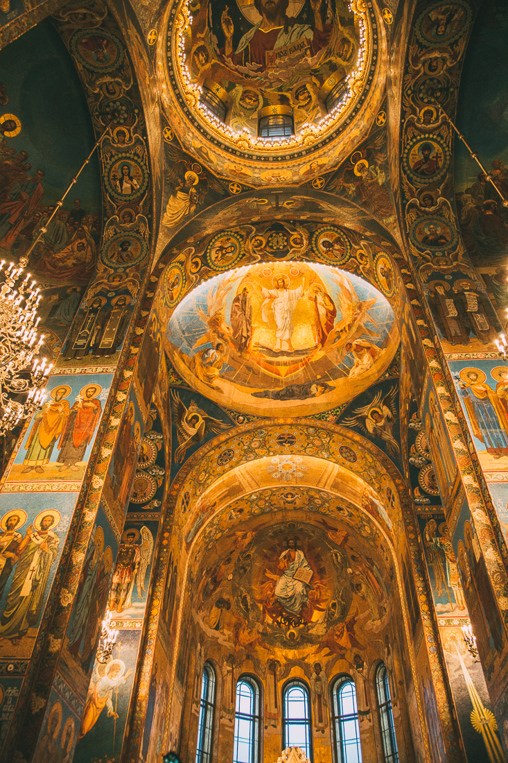 The Top 5 Cathedrals Worth Seeing in St. Petersburg, Russia