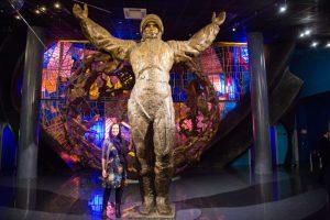 cosmonaut museum in moscow