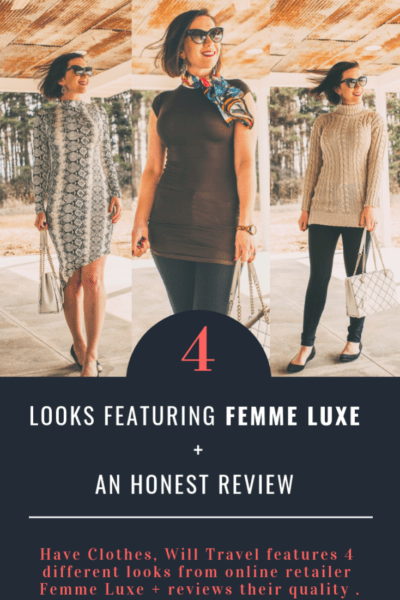 Femme Luxe Review