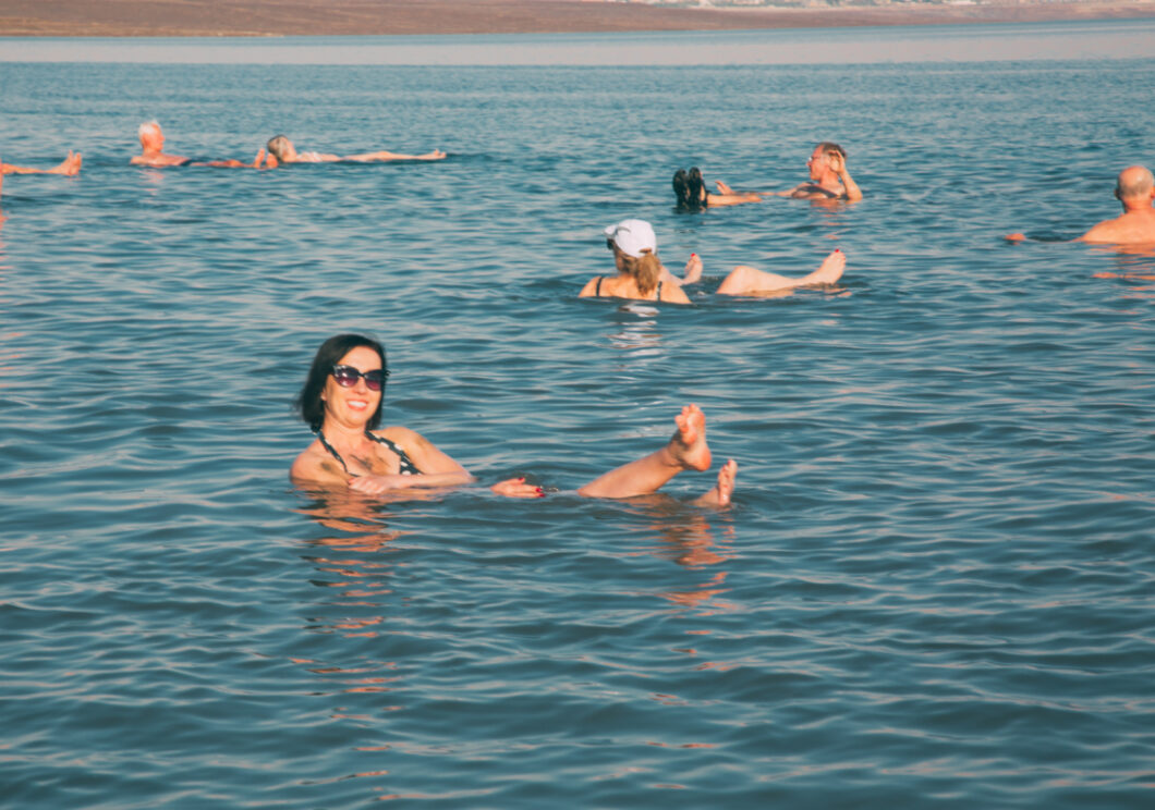 things to know before going in the dead sea