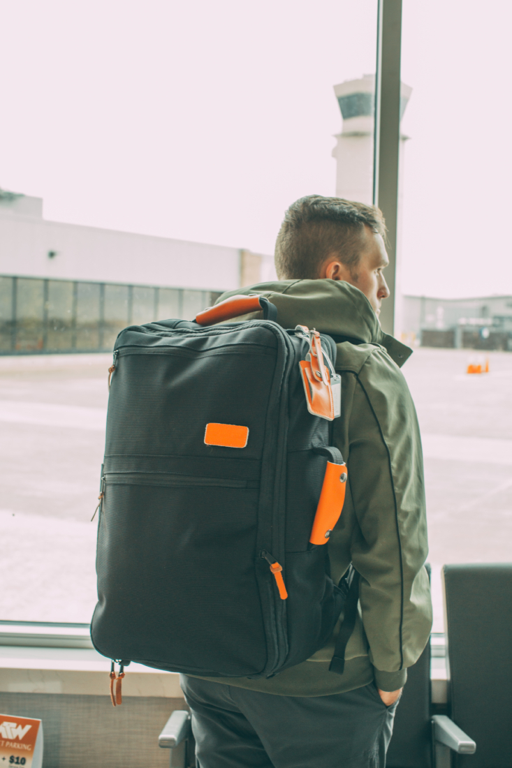 c712b70ef28 Standard's Carry-on Backpack Review -Have Clothes, Will Travel