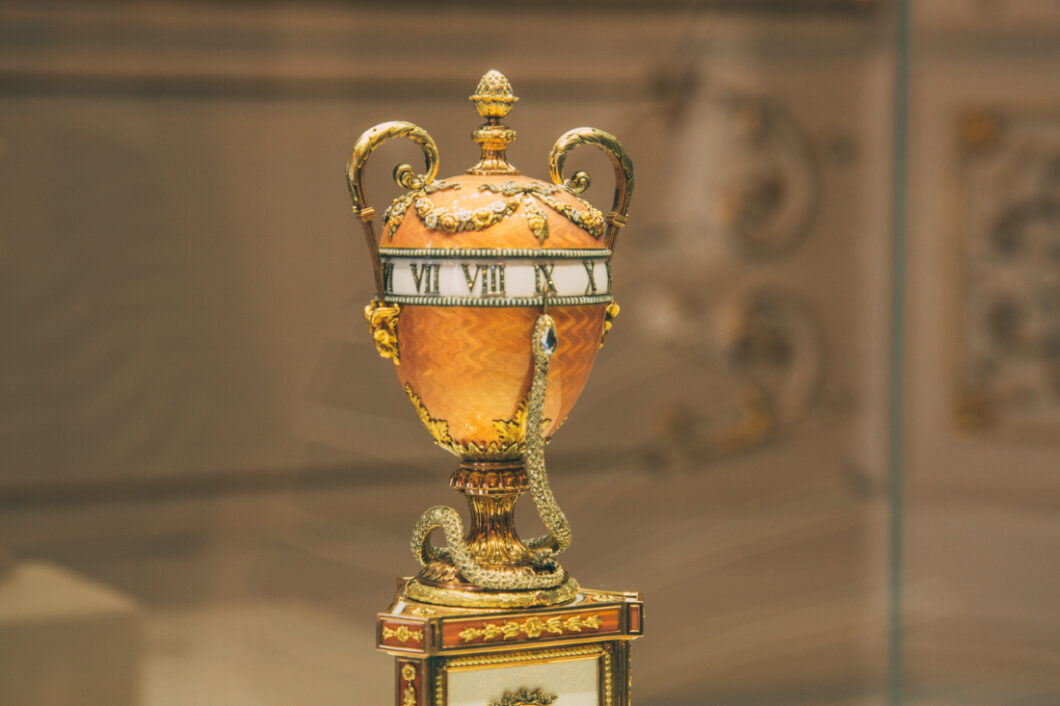 Is it Worth Adding the Fabergé Museum to Your St. Petersburg, Russia Itinerary?