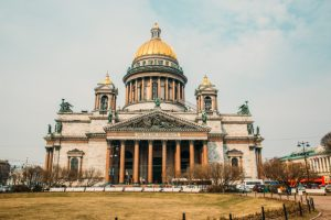 What to Expect When Touring St. Isaac's Cathedral in St. Petersburg (Including Climbing to the Top of It!)
