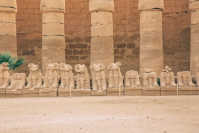Visiting Karnak Temple & Luxor Temple – Must-See Places in Luxor, Egypt