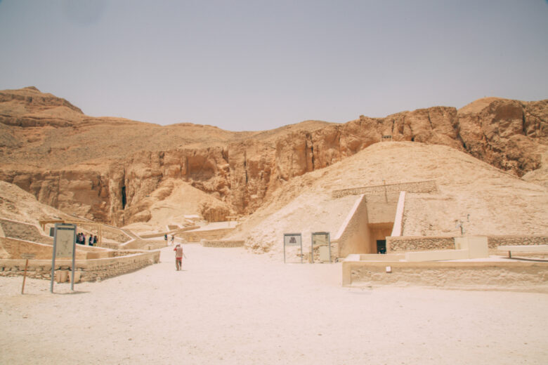 Inside the Valley of the Kings