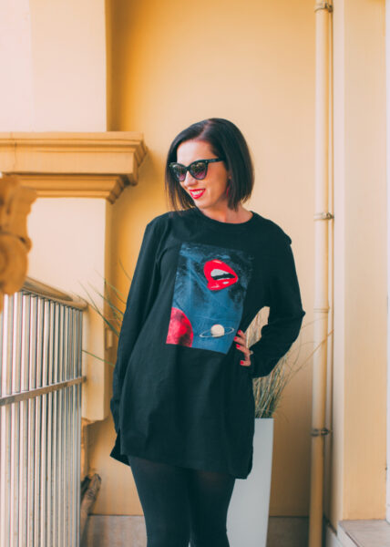 Femme Luxe Shirt Dress