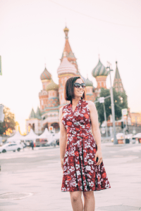 The perfect travel dress