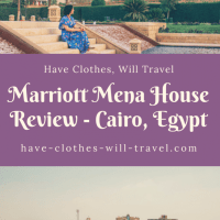 Marriott Mena House Review