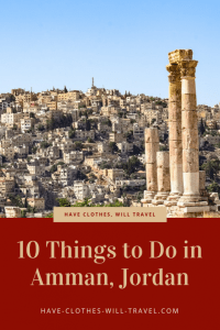 10 Things to Do in Amman, Jordan