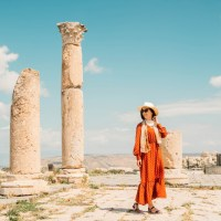 How to Dress Conservatively Yet Stylishly for Traveling in Jordan