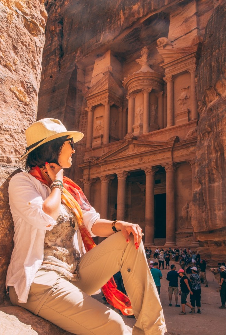 what to wear to petra