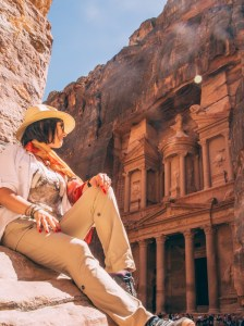 Petra what to wear