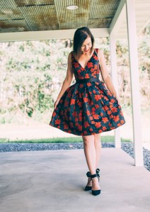 Every-pretty dress review