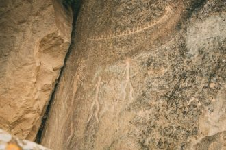*Gobustan National Park - Gobustan Rock Art Cultural Landscape Reserve (Ancient Carvings & Petroglyphs)