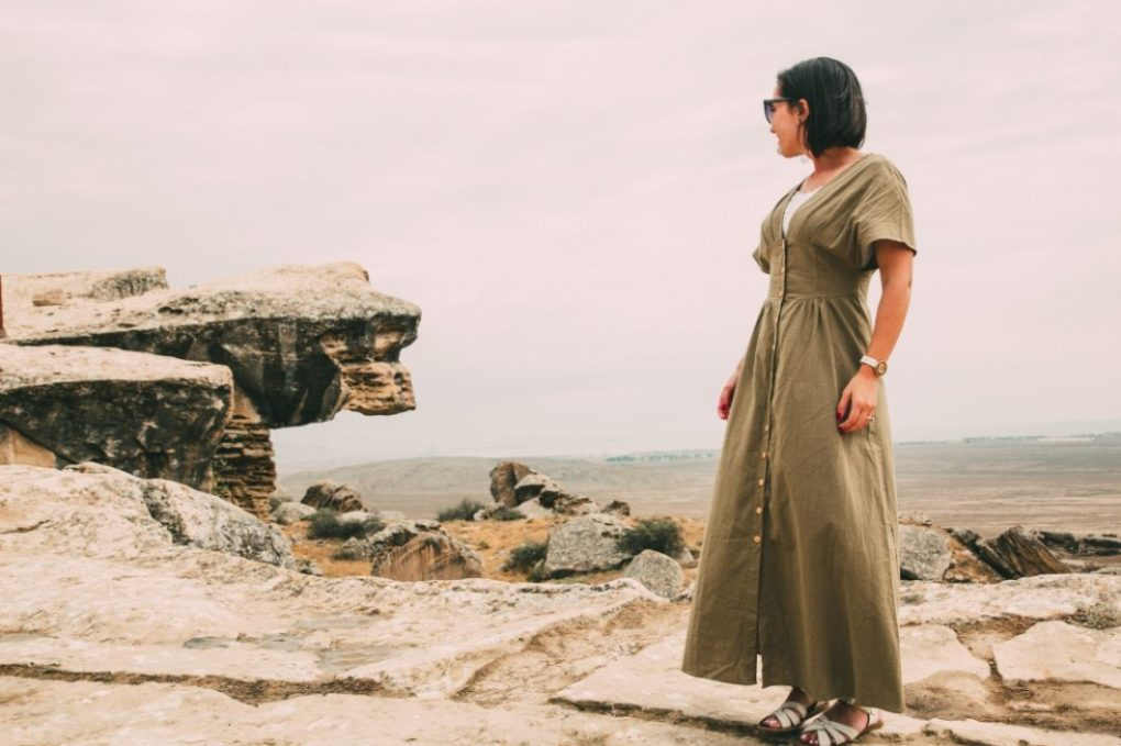 What NOT to Wear to Gobustan's National Park & Mud Volcanoes in Azerbaijan