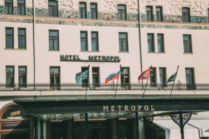 """A Gentleman in Moscow"" Tour of the Metropol Hotel - How You Can Follow in the Count's Footsteps"