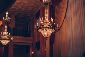 """Inside the Bolshoi's """"New Stage"""" Theatre"""
