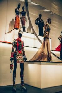 Dior Exhibit in Dallas