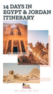 How to Spend 14 Days in Jordan & Egypt – The Ultimate Itinerary