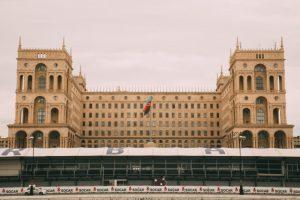 Formula 1 race in Baku