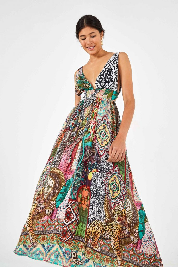 Gayatri Maxi Dress