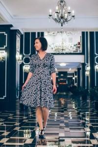 Honest Review of Karina Dresses - Vintage Style Dresses That Don't Wrinkle